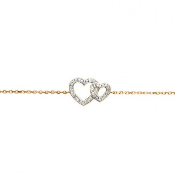 Photo de Bracelets strass BRACELET KAROLINA chez Perrine et Antoinette