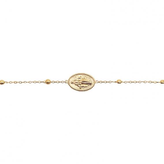 Photo de Bracelets sans strass BRACELET VINCIANE chez Perrine et Antoinette