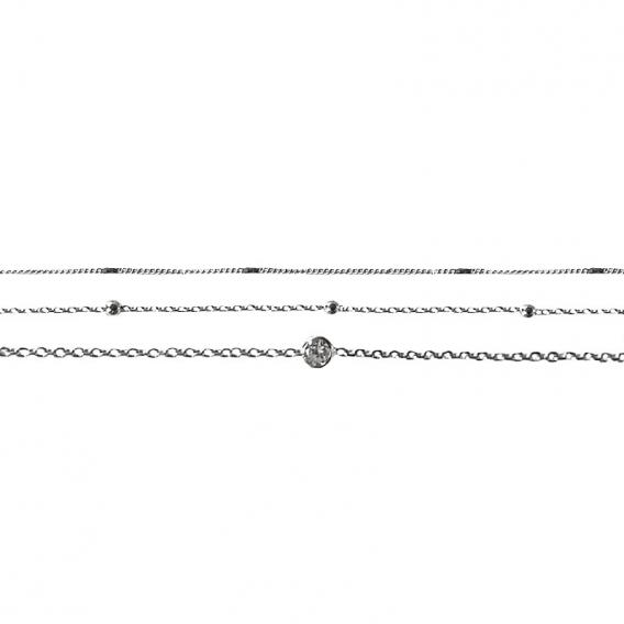 Photo de Bracelets strass BRACELET TRISTANA chez Perrine et Antoinette