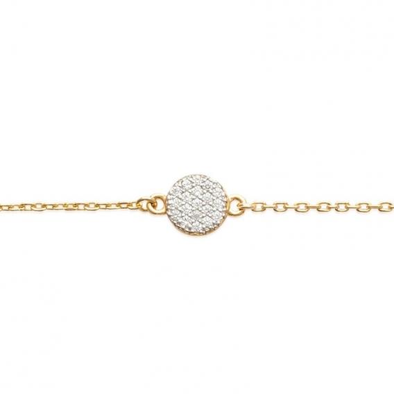 Photo de Bracelets strass BRACELET AMBROISE chez Perrine et Antoinette
