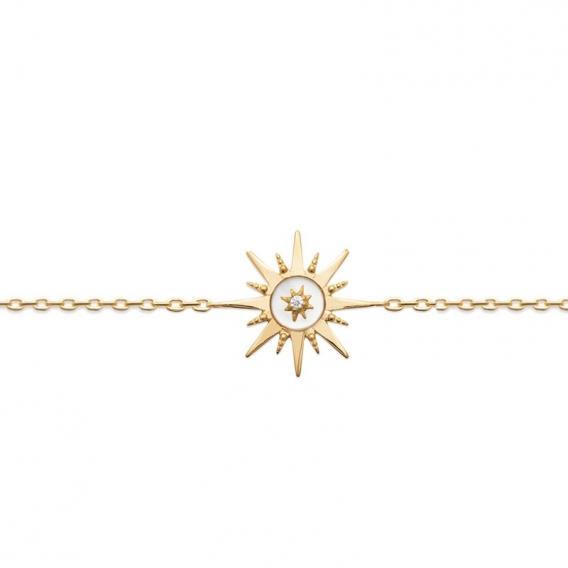 Photo de Bracelets strass BRACELET ROZENN chez Perrine et Antoinette