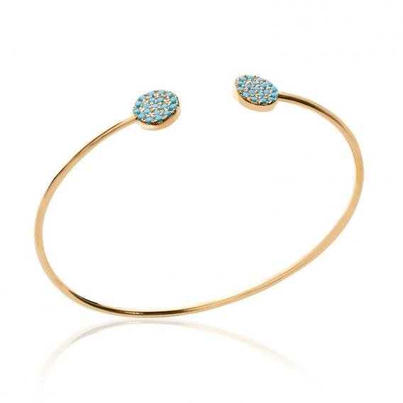 Photo de Bracelets empierrés JONC AMBROISE chez Perrine et Antoinette