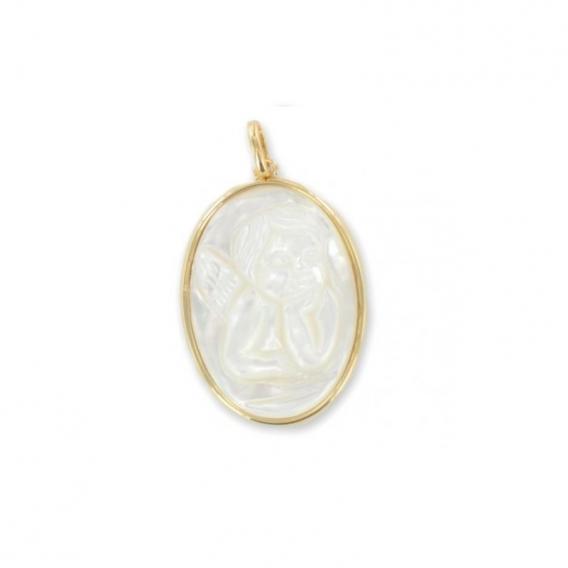 Photo de Grands pendentifs PENDENTIF BARTHELEMY chez Perrine et Antoinette