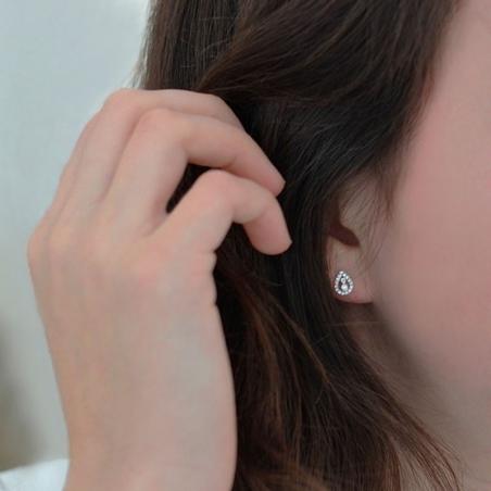 Photo de Clous d'oreilles BOUCLES ALEXANE chez Perrine et Antoinette
