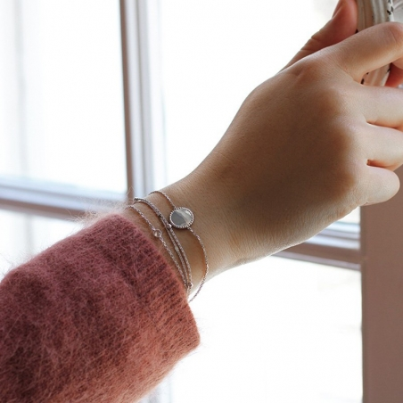 Photo de Bracelets sans strass BRACELET CAPRI chez Perrine et Antoinette