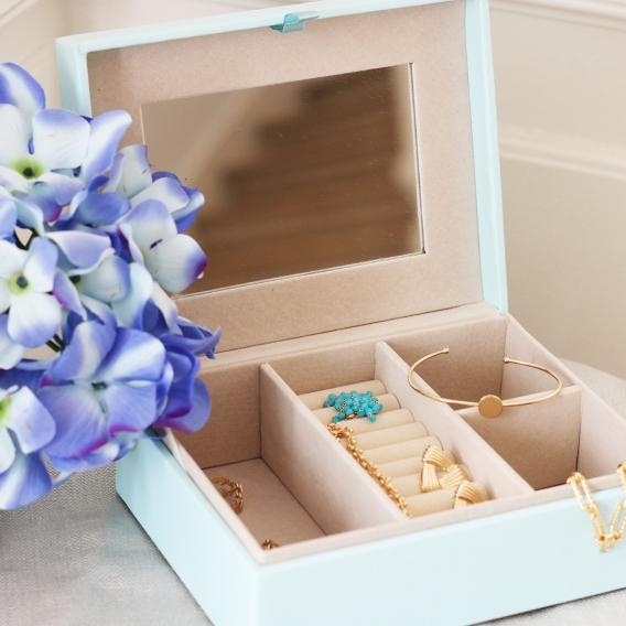Photo de Boîtes à bijoux BOÎTE À BIJOUX ALBERTA chez Perrine et Antoinette