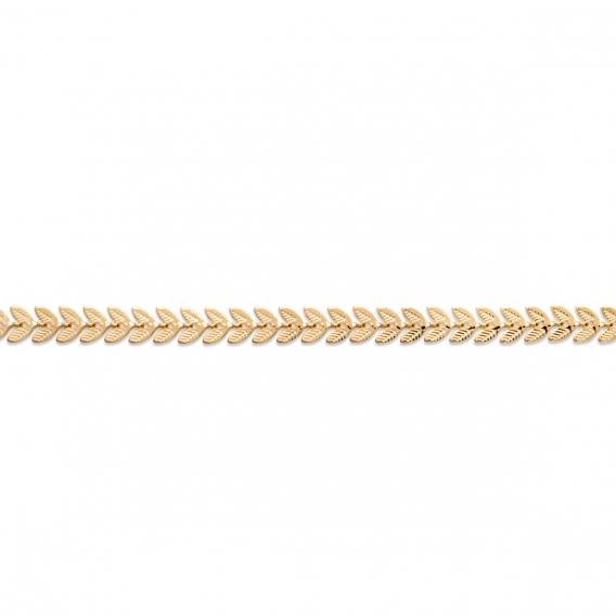 Photo de Bracelets maillons larges BRACELET HAVANA chez Perrine et Antoinette