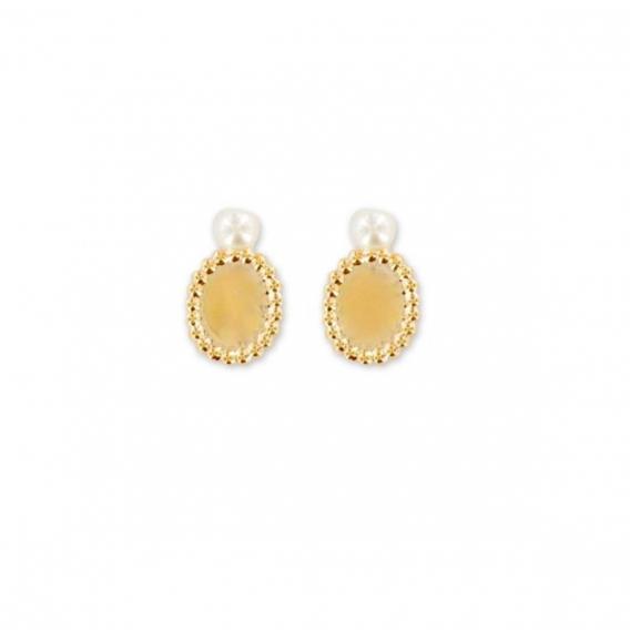 Photo de Vestes d'oreilles BOUCLES TIPHAINE chez Perrine et Antoinette