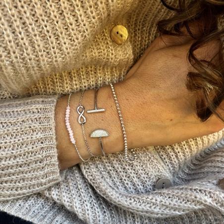 Photo de Bracelets sans strass BRACELET CLARA chez Perrine et Antoinette