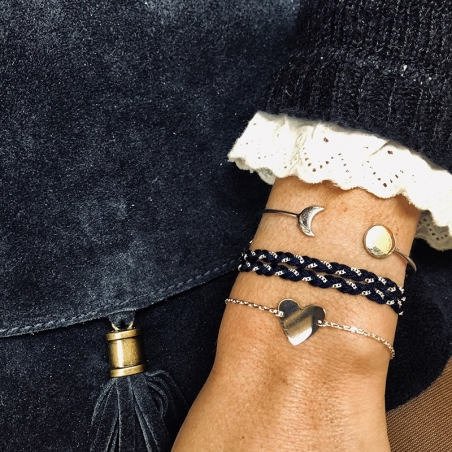Photo de Bracelets sans strass BRACELET GABRIELLE chez Perrine et Antoinette