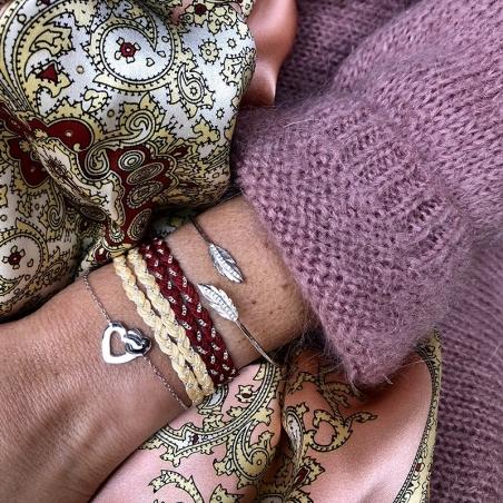Photo de Bracelets sans strass BRACELET ZOE chez Perrine et Antoinette