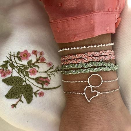 Photo de Bracelets sans strass BRACELET AINHOA chez Perrine et Antoinette
