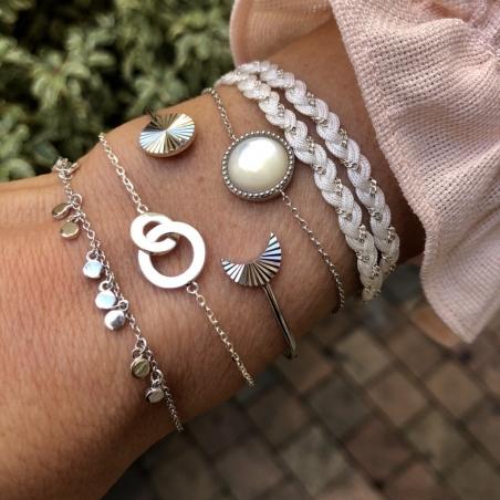 Photo de Bracelets empierrés BRACELET MELINA chez Perrine et Antoinette