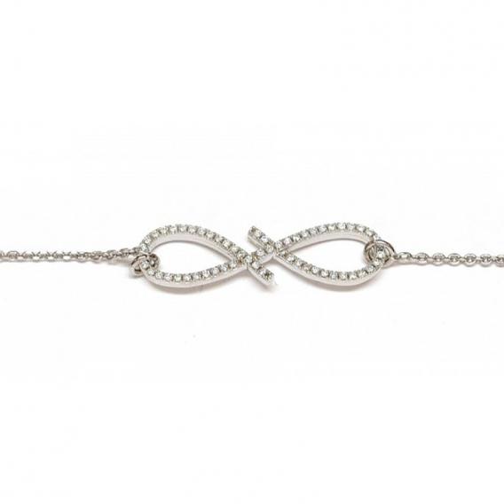 Photo de Bracelets strass BRACELET NADEGE chez Perrine et Antoinette