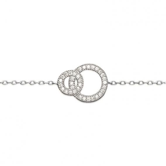 Photo de Bracelets strass BRACELET EVE chez Perrine et Antoinette