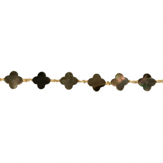 Photo de Bracelets sans strass BRACELET NYMPHE chez Perrine et Antoinette