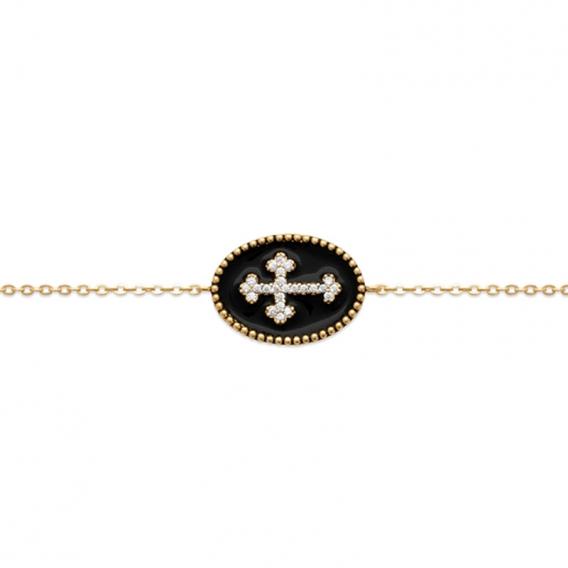 Photo de Bracelets strass BRACELET BALTHAZAR chez Perrine et Antoinette