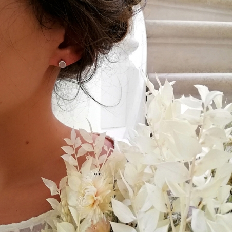 Photo de Clous d'oreilles CLOUS CHERRY chez Perrine et Antoinette