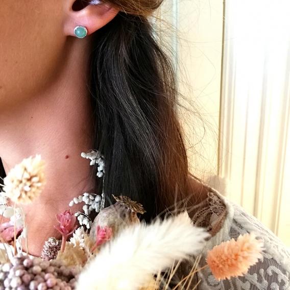 Photo de Clous d'oreilles CLOUS MELINA chez Perrine et Antoinette