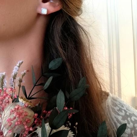 Photo de Clous d'oreilles CLOUS ADAM chez Perrine et Antoinette