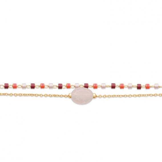 Photo de Bracelets empierrés BRACELET JOANIE chez Perrine et Antoinette