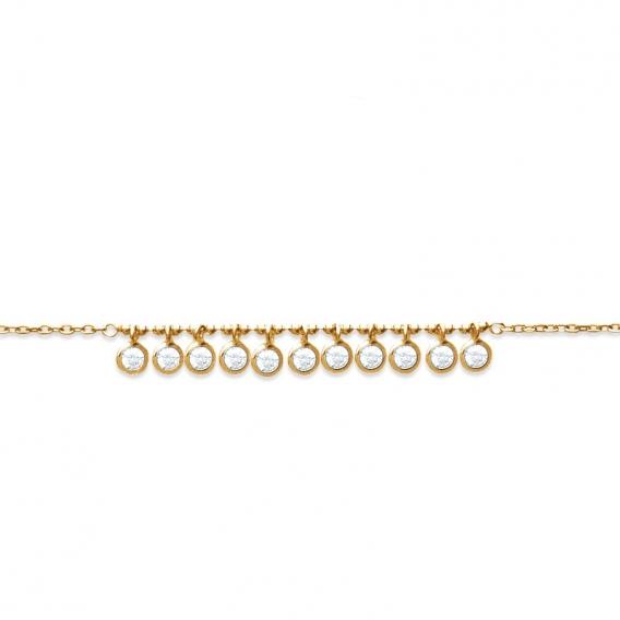 Photo de Bracelets strass BRACELET CASSILDE chez Perrine et Antoinette