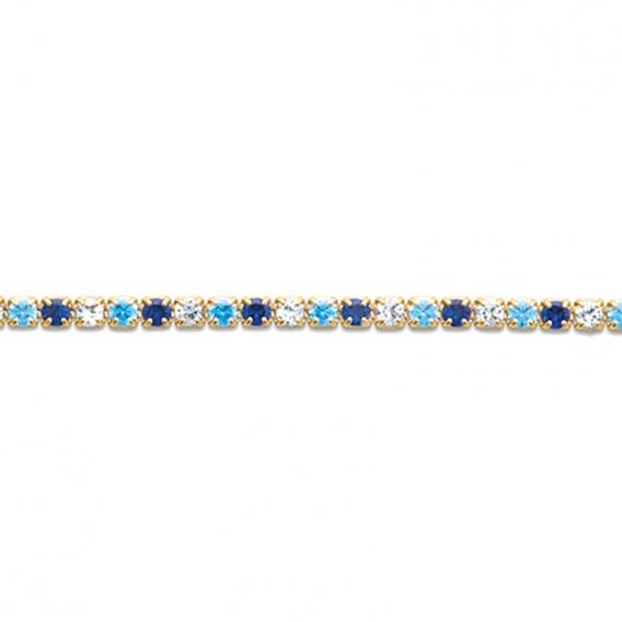 Photo de Bracelets sans strass BRACELET BRIANNA chez Perrine et Antoinette