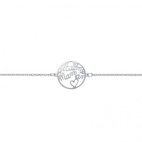 Photo de Bracelets sans strass BRACELET MAMIA chez Perrine et Antoinette