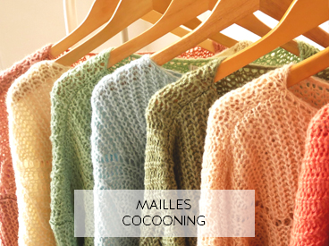 Mailles pulls & gilets